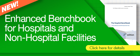 Enhanced Benchbook for Hospitals and Non-Hospital Facilities