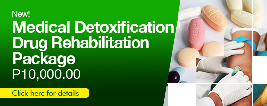 New Medical Detoxification Package