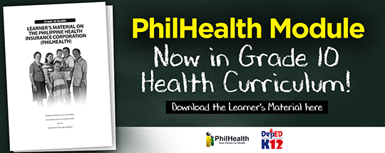 PhilHealth Module: Now in Grade 10 Curriculum