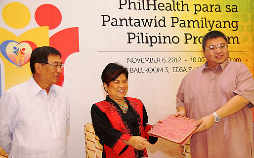 PhilHealth, DSWD Forge Partnership for the Poor