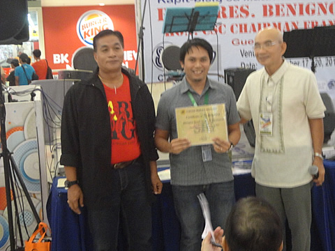 PhilHealth participates in the 2012 Kabisig National Government Expo