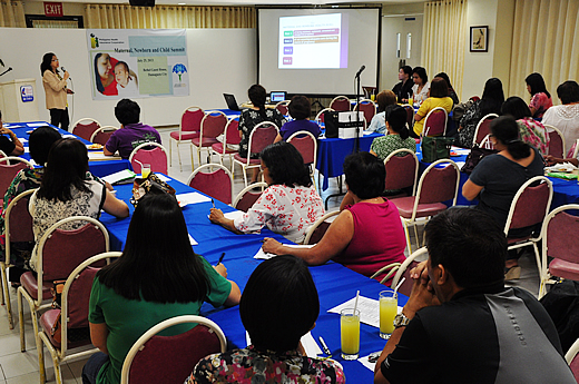 PhilHealth holds maternal and child health advocacy