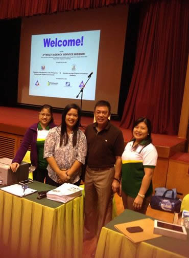 PhilHealth Joins Inter-Agency Mission for Filipinos in Cambodia