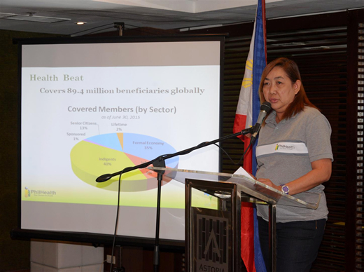 Media and PhilHealth: Partners in disseminating accurate information on NHIP