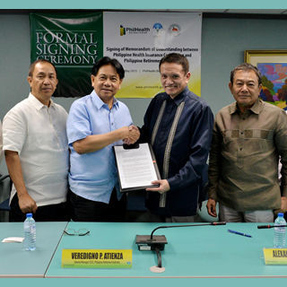 PhilHealth forges ties with PRA for the Enrolment of Foreign Nationals
