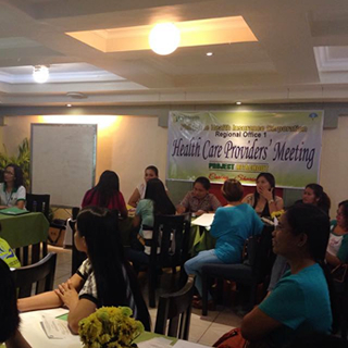PhilHealth PROJECT REACHOUT: Strengthening Partnerships in Delivering Quality Health Care