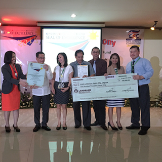 PhilHealth Offices Receive CSC Seal of Excellence Award