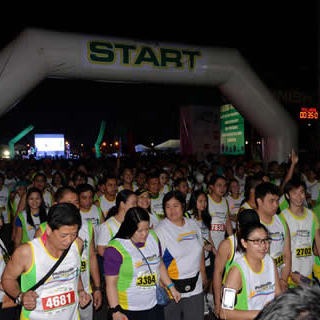 50,000 Plus Runners Join PhilHealth's 2nd Simultaneous Nationwide Run
