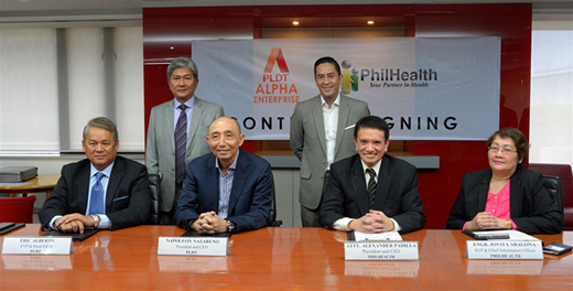 PhilHealth Taps PLDT Alpha Enterprise to Enhance Existing Communication Links