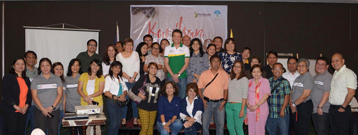 PhilHealth Holds 1st Kapihan for 2016