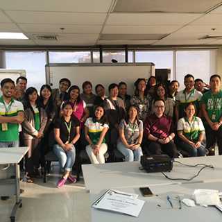PhilHealth conducts Training on Completed Staff Work