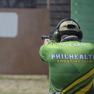 PhilHealth: Overall Champion in 2017 GCAA Shootfest