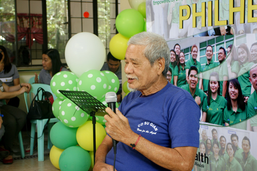PhilHealth Holds Outreach Program for Elders