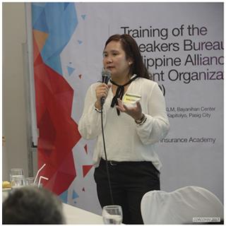 PhilHealth Conducts PAPO Speakers' Bureau Training