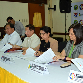 PhilHealth, DOH, PCSO and DSWD sign joint order to streamline public access to medical assistance funds of the government