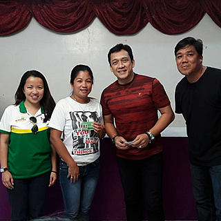 LHIO Sara Hand-in-Hand with LGUs in ID Distribution