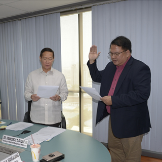 Dr. Roy B. Ferrer is the New Acting PhilHealth President and CEO