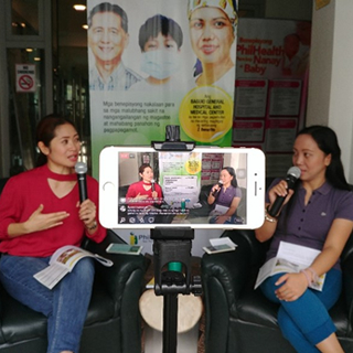 PhilHealth CAR@Your Service: Serving the Public Through Social Media